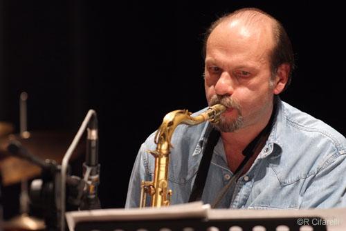 Daniele Cavallanti - Trio